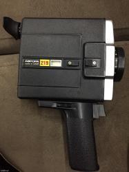 Şamaxı şəhərində Antikvar video kamera. Ideal veziyyetde. Qiymetde razilashmaq olar.
