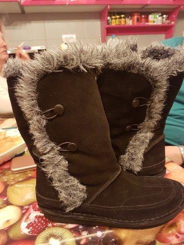 Ženska obuća | Arandjelovac: Sole diva cizme br 39 prava prevrnuta koza