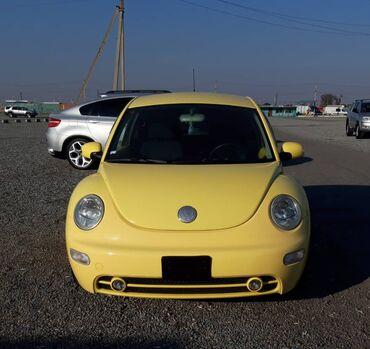 volkswagen beetle a5 в Кыргызстан: Volkswagen New Beetle 2 л. 2005 | 72000 км