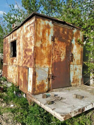 Гаражи - Бишкек: Бутка железный