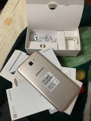 Мобильные телефоны и аксессуары - Кыргызстан: Б/у Samsung Galaxy J5 Prime 16 ГБ Золотой