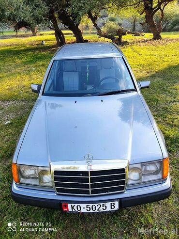 Mercedes-Benz E 200 2 l. 1991 | 366000 km