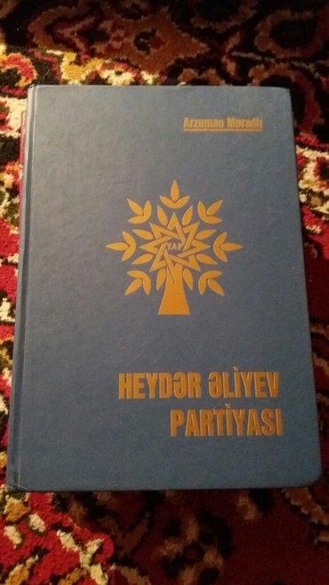 Bakı şəhərində Kitab yap partiyasina ayit