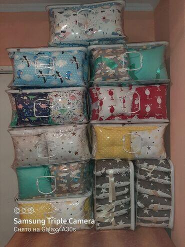8018 объявлений: Бортики на заказ.12подушек,1ортопедическая подушка,намотрасники одеяло