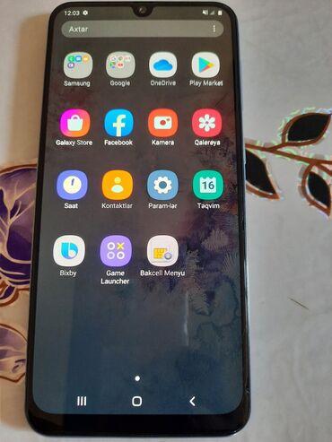 barter telefon - Azərbaycan: İşlənmiş Samsung A50 64 GB ağ