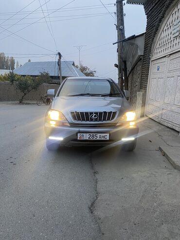 авто в рассрочку без банка ош in Кыргызстан   СТО, РЕМОНТ ТРАНСПОРТА: Lexus RX 3 л. 2001   198000 км