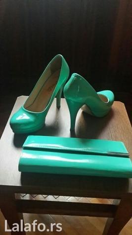 Zenske cipele,br.39 i pismo tasna. - Krusevac