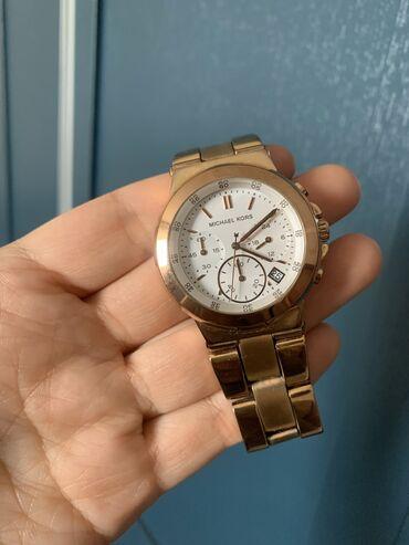 Личные вещи - Чаек: Продаю часы Michael Kors. Женские. Оригинал. Б/У. В отличном состоянии