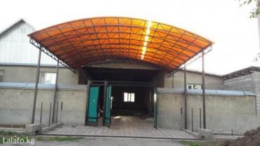 Навесы козырьки и все виды сварочных работ в Бишкек - фото 2