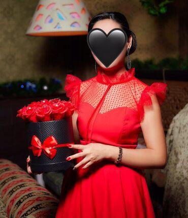 Красивое платье 🥰 Одевали только один раз для фотосессии 💐