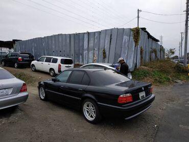 купить-бу-телефон-в-бишкеке в Кыргызстан: Запчасти на bmw e38 в идеальном состоянии Запчасти с Японии  Задний ба