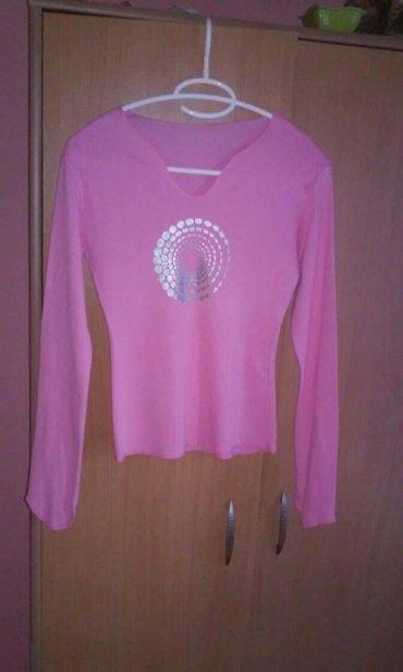 Personalni proizvodi | Vrnjacka Banja: Savrsena,moderna pamucna bluzica,nenosena,preslatki detalji joj daju