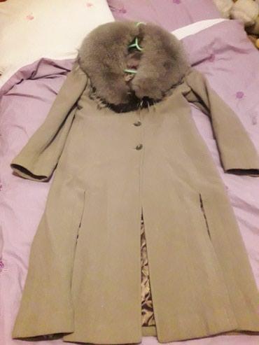 Женское пальто, размер 48 в Бишкек