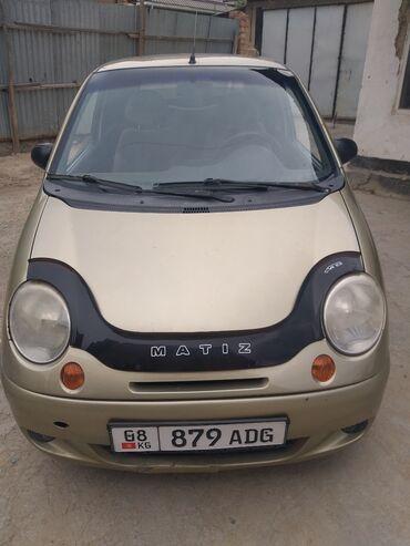 Автомобили в Бишкек: Daewoo Matiz 0.8 л. 2007 | 132500 км
