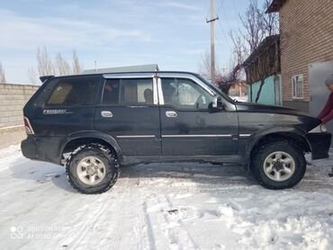 ssangyong musso тюнинг в Кыргызстан: Ssangyong Musso 2.3 л. 1999 | 889985 км