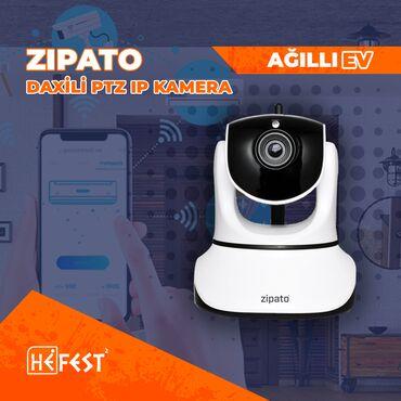 besprovodnaya ip kamera в Азербайджан: Agilli ev sistemleri.zipato.fibaro.kamera.daxili kamera.ZIPATO -