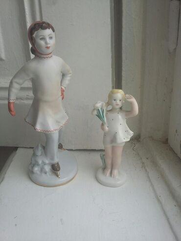 İdman və hobbi - Daşkəsən: Statuetka 1956 ci iller sssr zavod lfz boyuk 130balaca 300 статуетка