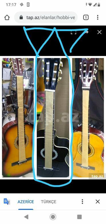 gitara klassik - Azərbaycan: Klassik gitara 44 ölçülü teze pakofqada RK GOUP STORE de