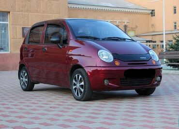 Аренда для такси - Кыргызстан: Daewoo Matiz 0.8 л. 2008