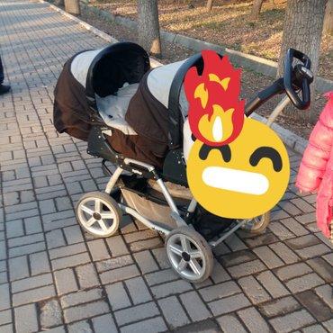 Коляска погодок или близнецов. peg Prego в Бишкек