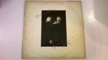 Ellen foley - spirit of st. Louis - vinyl, lpχώρα: spainκυκλοφορία
