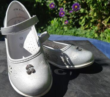 Туфли праздничные для девочки Mursu 28 размер☆ Были одеты 1 раз☆ в