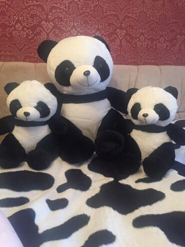 Pandalar 3 u bir yerde 50 manat razilawmaqda olar