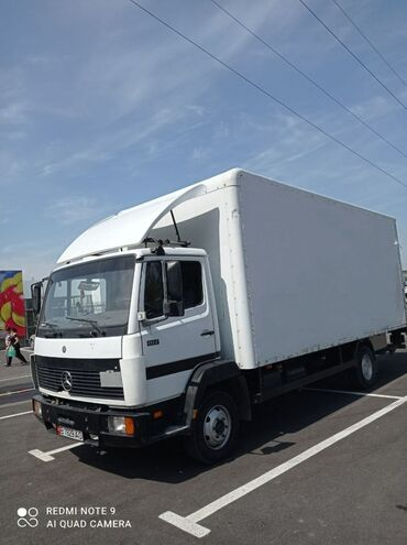 Перевозки - Кыргызстан: Региональные перевозки, По городу | Борт 6 т | Переезд, Грузчики