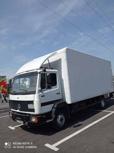 Грузовой перевозки - Кыргызстан: Региональные перевозки, По городу | Борт 6 кг. | Переезд