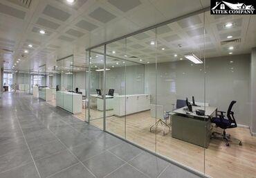 перегородки - Azərbaycan: Ofis Arakəsmələri Cəbhə Vitrajlar