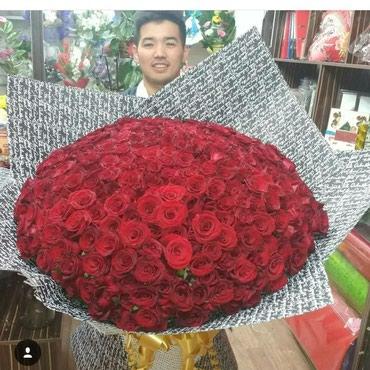 Нужен флорист с большим опытом в Бишкек