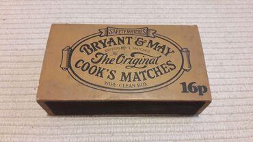 Τέχνη και Συλλογές - Ελλαδα: Safety Matches, Bryant & May, British Made Matches, The Original