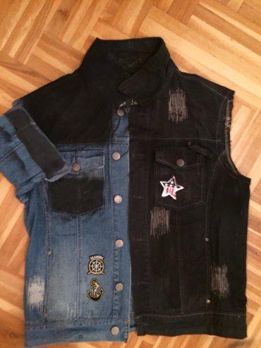 Novo! Vi kreirate❣️ prolecne teksas jakne - Subotica - slika 4