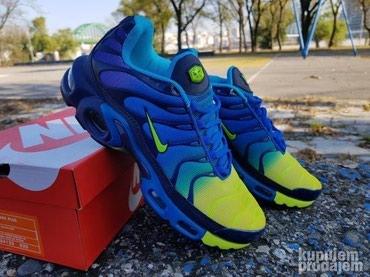 Svetlo plave broj - Srbija: Nike Tn Max A klasa Vietnam 6500din broj 46 VRHUNSKA BOJA(Kao novo -