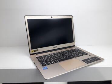 видеокарта на ноутбук в Кыргызстан: Ноутбук acer-модель-swift 1-процессор-celeron-оперативная
