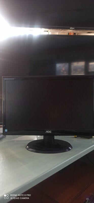 Хонор 20 про цена в бишкеке - Кыргызстан: Монитор AOC LED. 19 дюймов. В профиле есть ещё разные мониторы