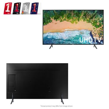 Televizor Samsung 43 UHD 4K Smart TV NU7100 - 939 AZN.İstehsalçı