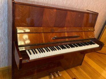 Musiqi alətləri - Balakən: Piano Belarusdu 3 pedallı!Suvuner kimi alınmışdı.Üstündə ciziq belə
