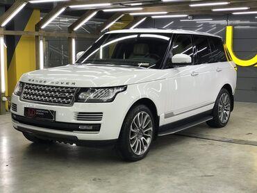 Land Rover Range Rover 5 л. 2013 | 130000 км