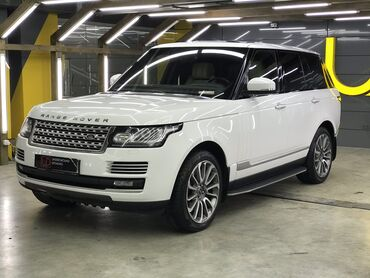 Land Rover - Кыргызстан: Land Rover Range Rover 5 л. 2013 | 130000 км