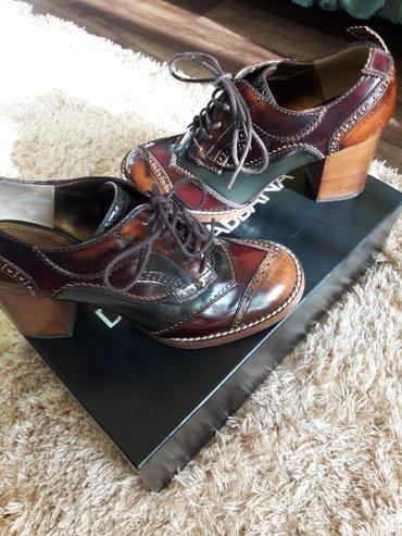 """ботинки  """"dolche &gabana"""" оригинал брала в дубаи размер 37-38 кожа в Токмак"""