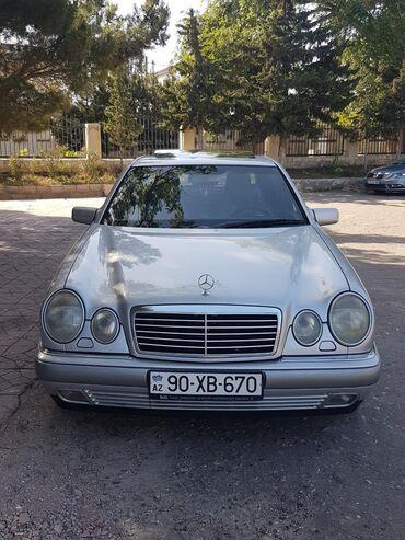 audi-100-28-at - Azərbaycan: Mercedes-Benz E 280 2.8 l. 1997 | 264400 km