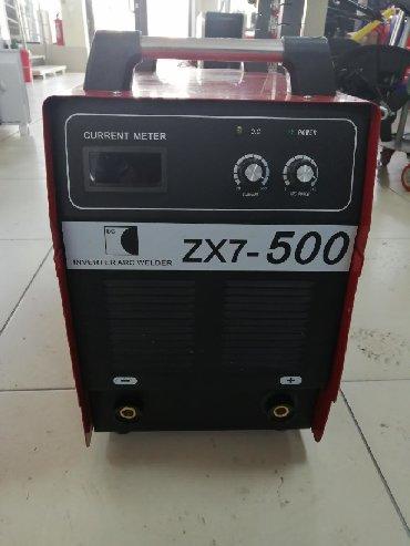 Сварочный агрегат - Кыргызстан: Сварочный аппарат ZX7-500