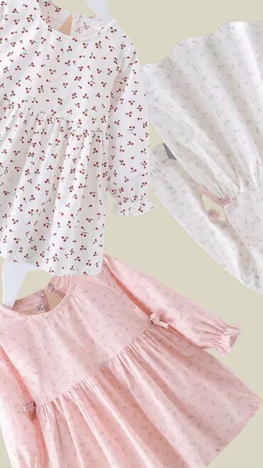 Лёгкие платья из тончайшего хлопка