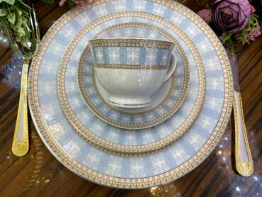 Serviz endirimde !Akdeniz porselen Keramika Catdirma yalniz 20yanvara