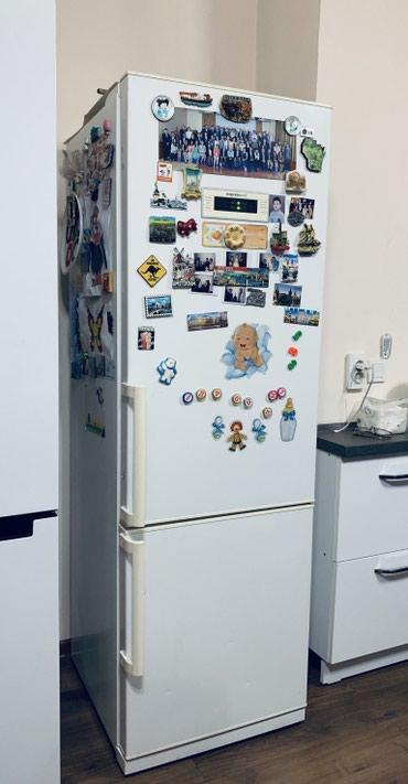 Холодильник бу LG  Модель GA-449BQA Высота 185 см в Бишкек