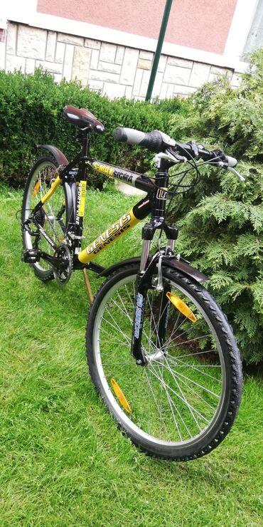 Sport i hobi - Zitorađa: Genesis Alu bicikla vel.26Na prodaju aluminijumska bicikla Genesis