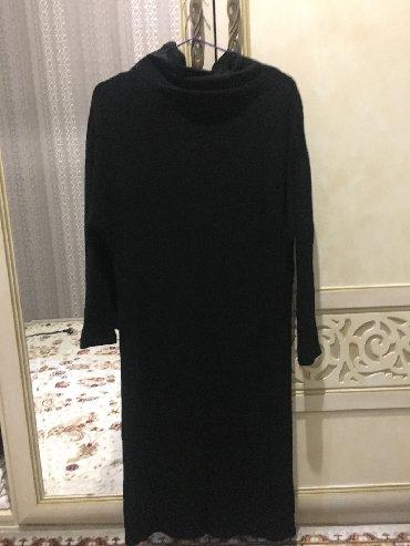 черное платье турция в Кыргызстан: Чёрное платье, Турция, размер М