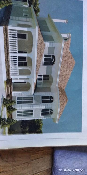 Стр дом клатка фундамент крыша монолит шкатурка в Токмак