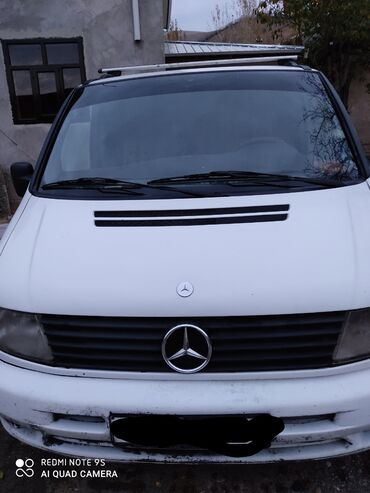 Mercedes-Benz Vito 2.2 л. 2003   470000 км